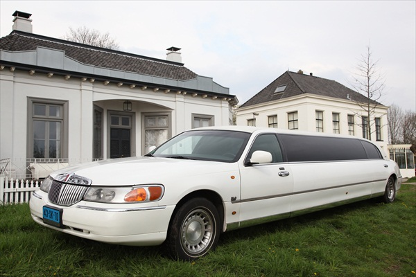 Limo Lincoln Hollywood Nederland